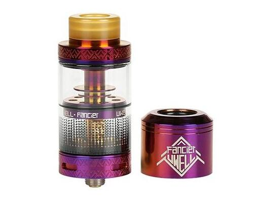 uwell fancier review