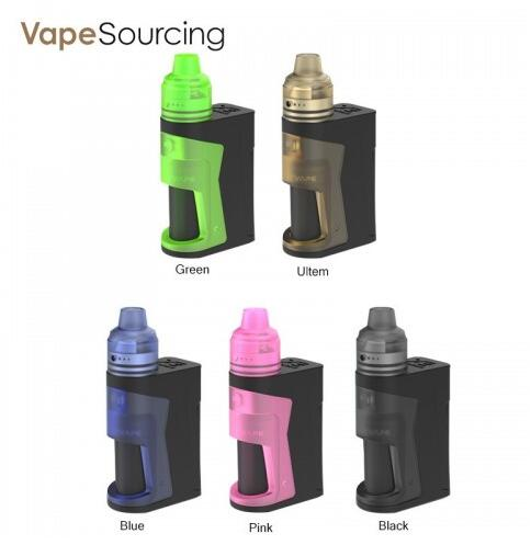 Simple EX BF Squonk kit